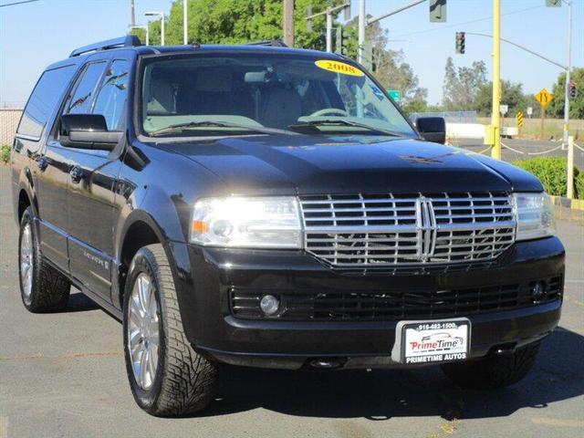 used 2008 Lincoln Navigator car, priced at $13,995