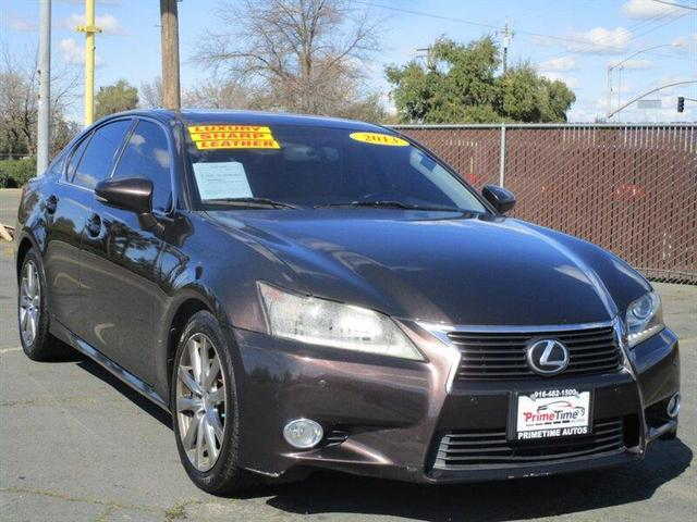 used 2013 Lexus GS 350 car, priced at $16,995