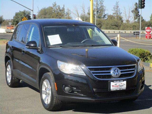 used 2009 Volkswagen Tiguan car, priced at $6,995