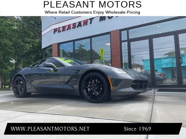 used 2019 Chevrolet Corvette car, priced at $63,995