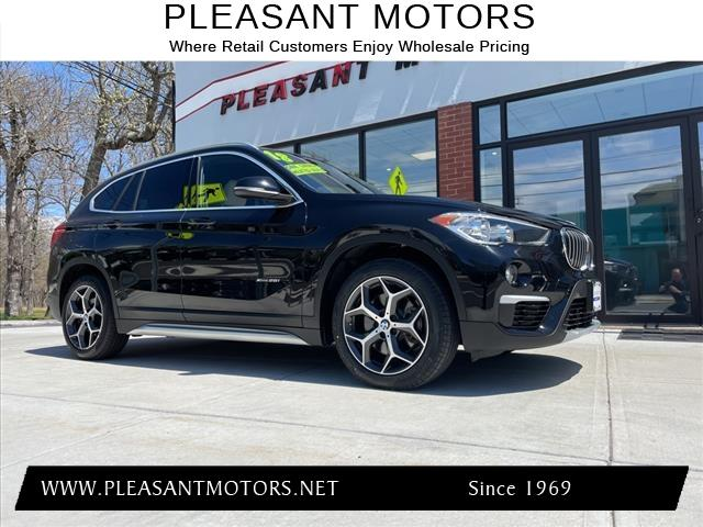 used 2018 BMW X1 car, priced at $27,193