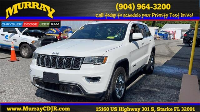 used 2017 Jeep Grand Cherokee car, priced at $26,054