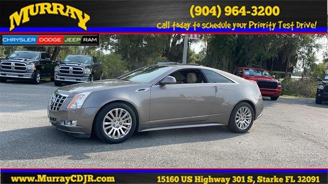 used 2012 Cadillac CTS car, priced at $18,089