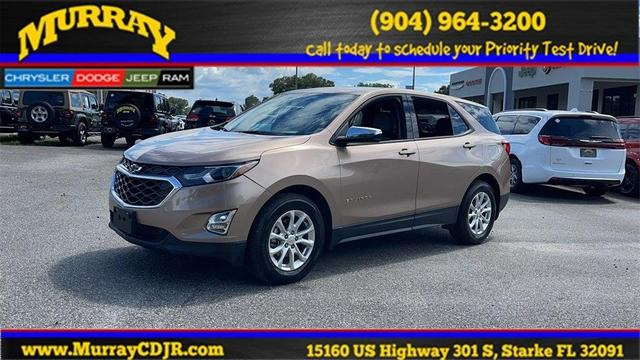 used 2019 Chevrolet Equinox car, priced at $21,389