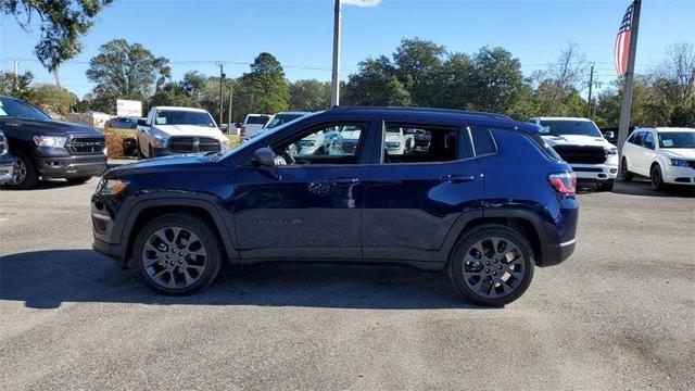 new 2021 Jeep Compass car, priced at $26,450
