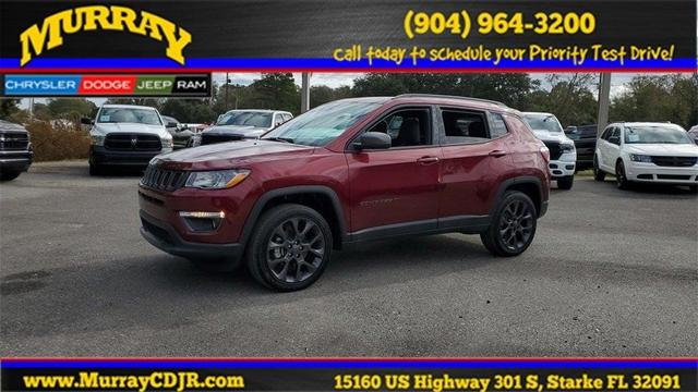 new 2021 Jeep Compass car, priced at $30,540