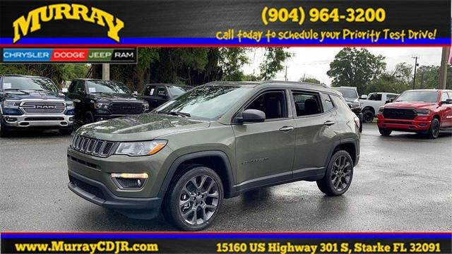 new 2021 Jeep Compass car, priced at $29,594