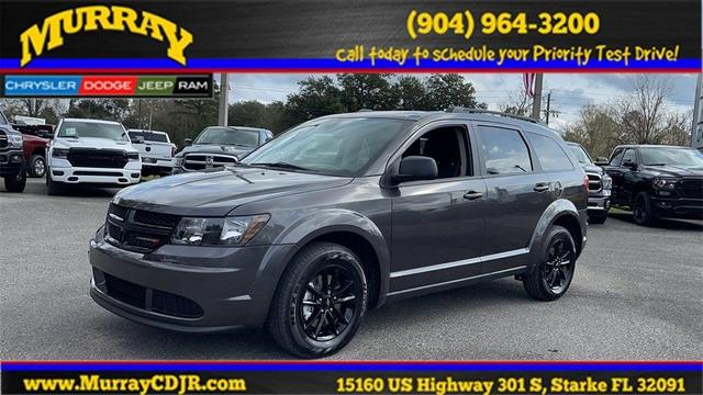 new 2020 Dodge Journey car, priced at $21,265