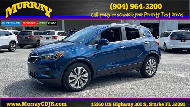 used 2019 Buick Encore car, priced at $21,144