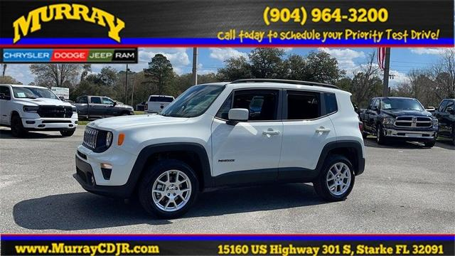 new 2020 Jeep Renegade car, priced at $22,470