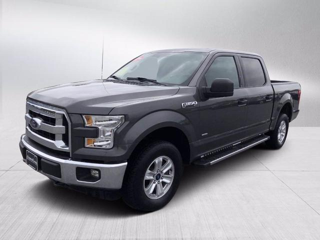 used 2015 Ford F-150 car, priced at $28,995
