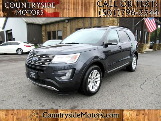 used 2017 Ford Explorer car, priced at $18,800