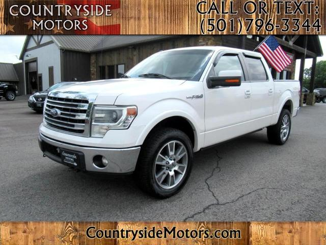 used 2014 Ford F-150 car, priced at $21,900