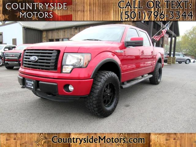 used 2012 Ford F-150 car, priced at $24,200