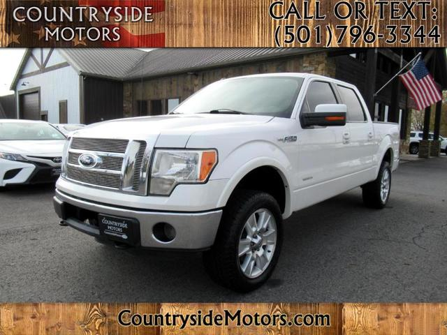 used 2011 Ford F-150 car, priced at $15,500