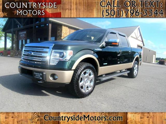 used 2013 Ford F-150 car, priced at $24,500