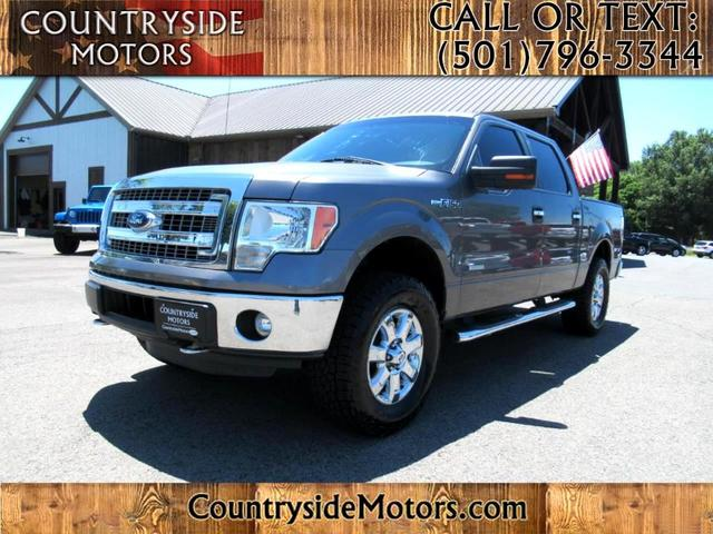 used 2013 Ford F-150 car, priced at $25,500