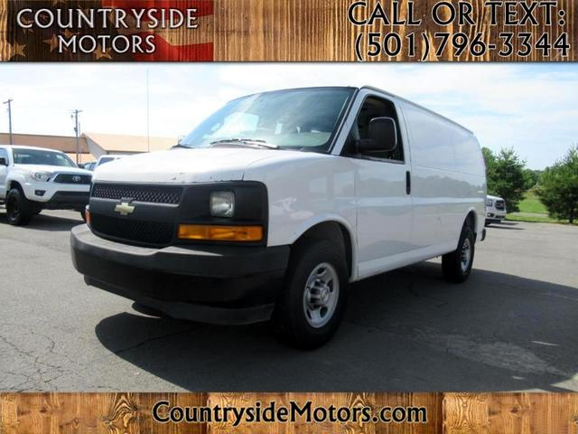 used 2017 Chevrolet Express 3500 car, priced at $13,900