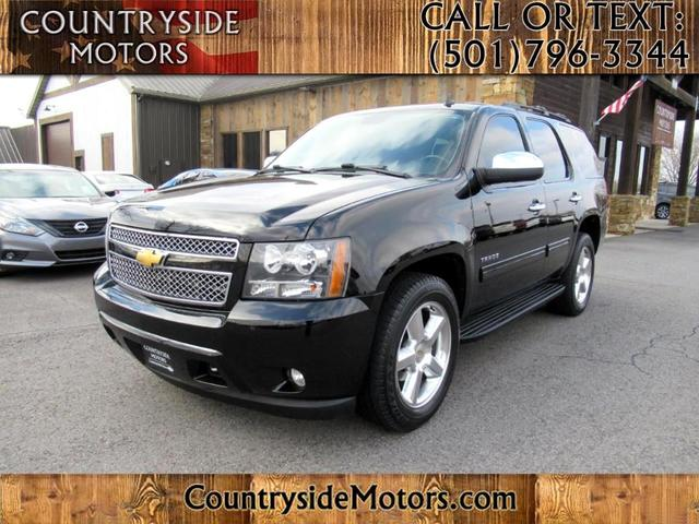 used 2013 Chevrolet Tahoe car, priced at $19,900