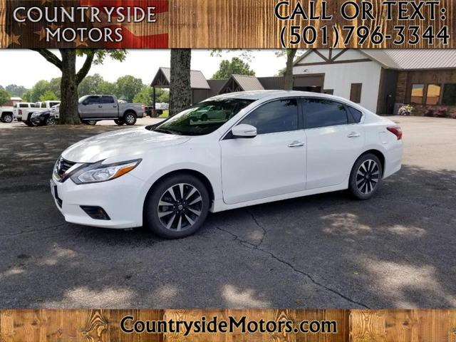 used 2018 Nissan Altima car, priced at $20,500