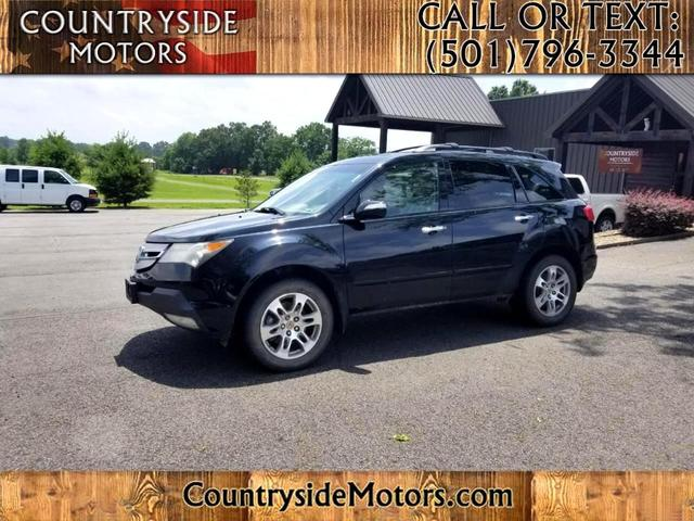 used 2008 Acura MDX car, priced at $7,900