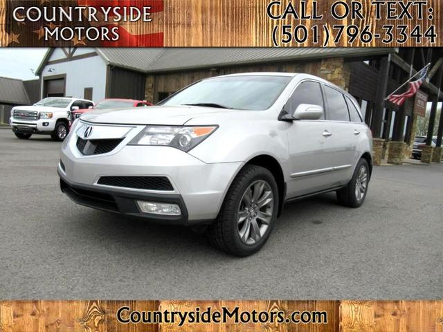 used 2010 Acura MDX car, priced at $13,300