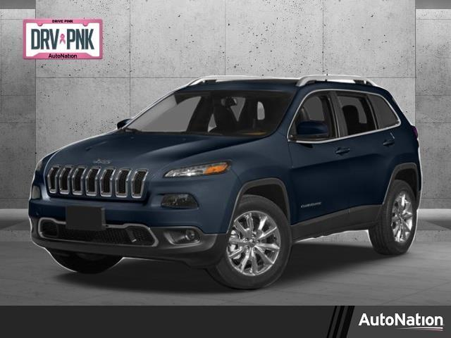 used 2014 Jeep Cherokee car, priced at $17,999