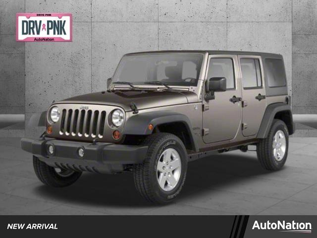 used 2010 Jeep Wrangler Unlimited car, priced at $17,489