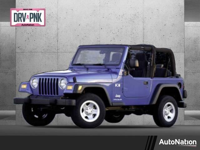 used 2005 Jeep Wrangler car, priced at $16,089