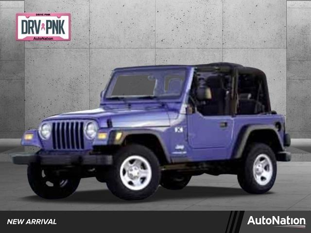 used 2003 Jeep Wrangler car, priced at $14,399