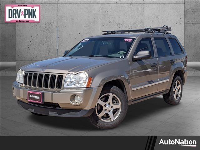 used 2005 Jeep Grand Cherokee car, priced at $6,821
