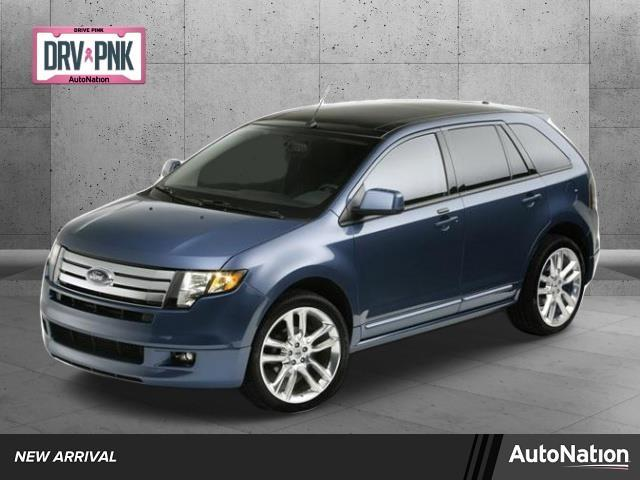 used 2009 Ford Edge car, priced at $8,089