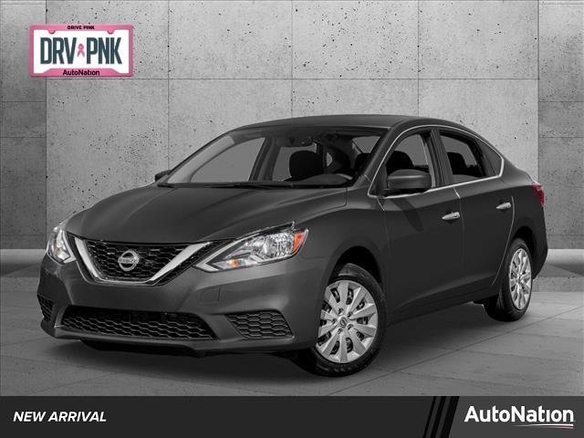 used 2017 Nissan Sentra car, priced at $15,089