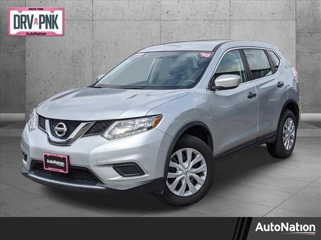 used 2016 Nissan Rogue car, priced at $16,607