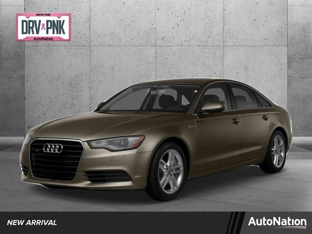 used 2013 Audi A6 car, priced at $17,489