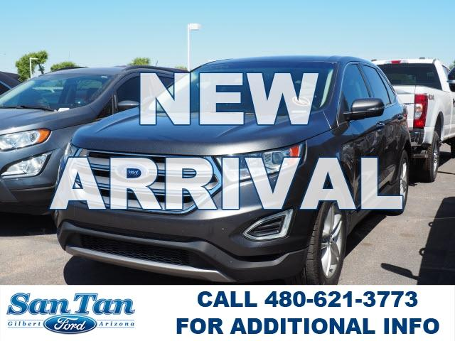 used 2016 Ford Edge car, priced at $17,987