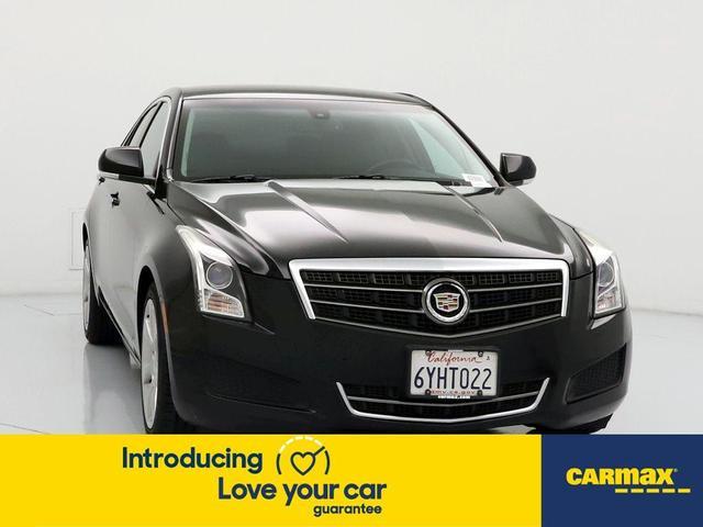 used 2013 Cadillac ATS car, priced at $17,998