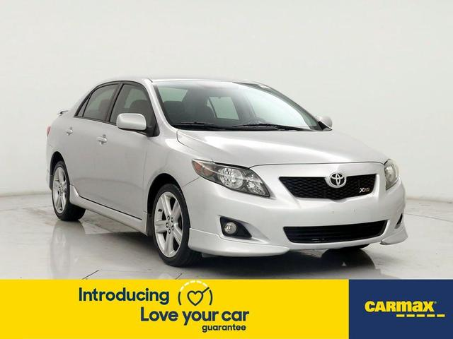used 2009 Toyota Corolla car, priced at $15,998