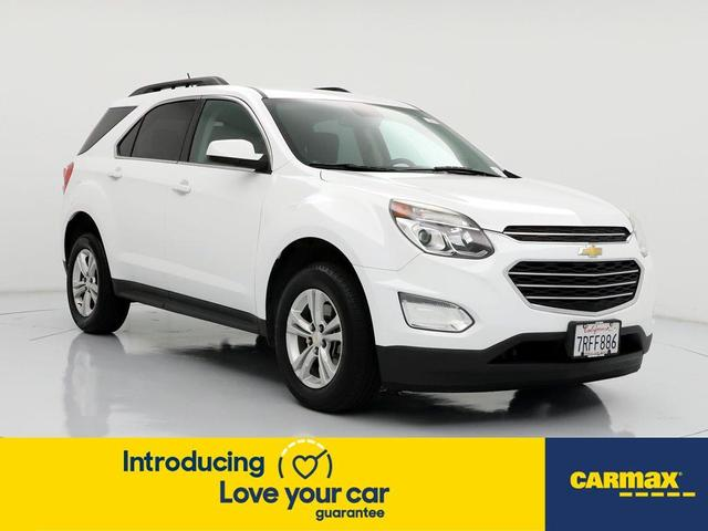 used 2016 Chevrolet Equinox car, priced at $18,998