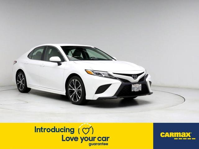 used 2018 Toyota Camry car, priced at $21,998