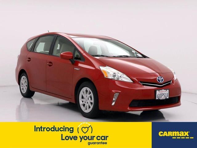 used 2012 Toyota Prius v car, priced at $13,998