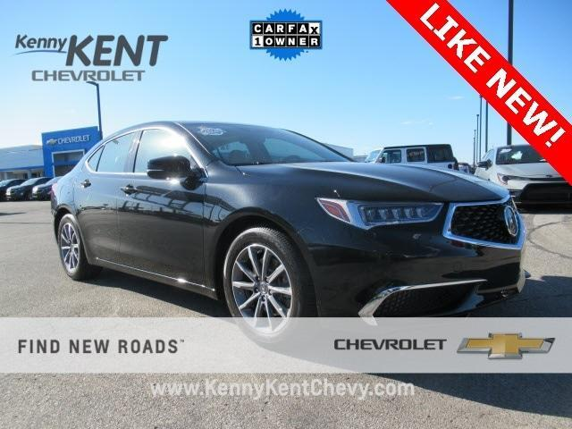 used 2018 Acura TLX car, priced at $27,996