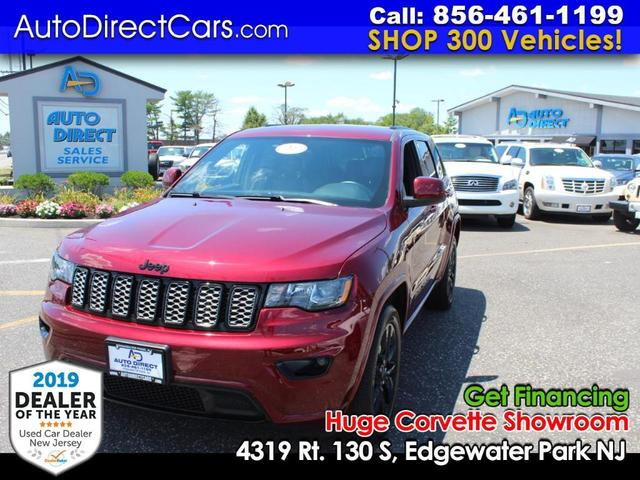 used 2017 Jeep Grand Cherokee car, priced at $30,990