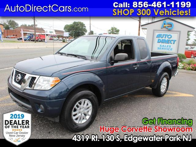 used 2017 Nissan Frontier car, priced at $19,990