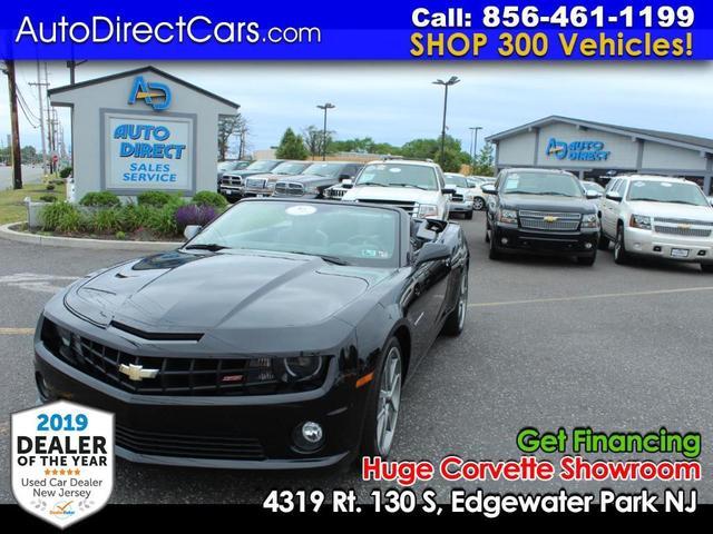used 2013 Chevrolet Camaro car, priced at $30,990