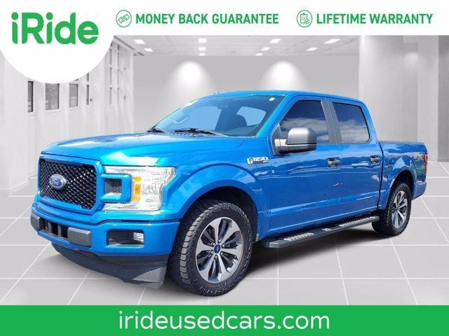 used 2019 Ford F-150 car, priced at $31,672