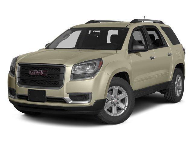 used 2014 GMC Acadia car, priced at $13,981