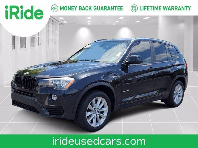 used 2017 BMW X3 car, priced at $20,543
