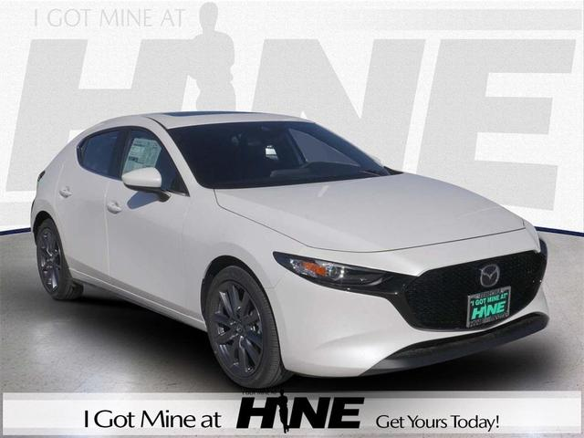 new 2021 Mazda Mazda3 car, priced at $26,967
