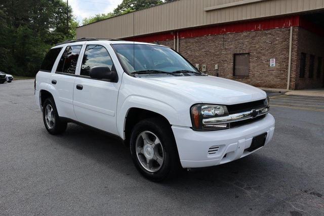 used 2007 Chevrolet TrailBlazer car, priced at $5,726